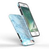 Cassa mobile di marmo del telefono delle cellule di TPU