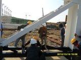 Estructuras de acero pesado para energía, cemento, planta de carbón