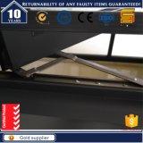 Australien-Standardluxuxaluminiumflügelfenster-Fenster mit Flyscreen