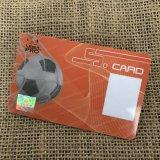 Cancellare la scheda di imballaggio di plastica ID Magnetic Forsted PVC Card