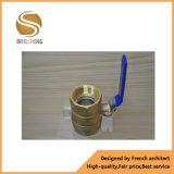 中国の製造業者のDn20の真鍮の球弁