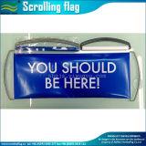 広告する手持ち型のスクローリング旗のフラグ(M-NF35P09005)を