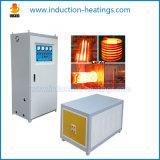 dispositivo de aquecimento quente do forjamento da barra redonda da indução da freqüência 50kw média
