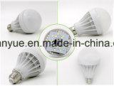 Sonido y luz Emergency recargables Dimmable del bulbo del bulbo LED del LED