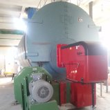 Codice categoria un generatore di vapore a petrolio 10t/H-1.6MPa con il bruciatore di Baltur