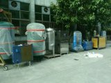 De Apparatuur van het Ozon van de Behandeling van het water om het Water van het Afval van de Molen Af te drukken