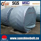 Do equipamento concreto de Quary da planta da capacidade elevada correia transportadora feita em China