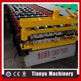 Het Blad van het Comité van de Tegel van het Dak van het Staal van de kleur walst het Vormen van Machine 840 koud