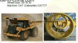 5 pedazos de OTR de acero bordean las ruedas para Cat777