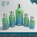 5ml, 10ml, 15ml, 20ml, 30ml, 50ml, цена бутылки эфирного масла зеленого стекла 100ml