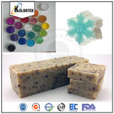Colorido Mica e Pó Pigment Soap Colors