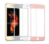 Telefon-Zubehör-Titanlegierungs-Rand-ausgeglichenes Glas-Bildschirm-Schoner für iPhone 6/6s/6 plus