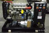 gruppi elettrogeni diesel alimentati Ricardo 27kw