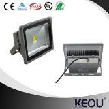 Indicatore luminoso di inondazione della PANNOCCHIA LED di alta luminosità 10/20/30/50/100/150W