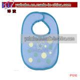 Bavoir de bébé de couplage de coton de marchandises de bébé pour le vêtement de bébé d'usager (P1015)