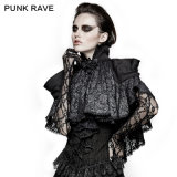 Éloge Ly-061 punk romain le pape Fashion Velvet Cloak pour Noël