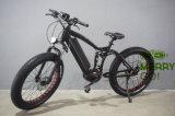Das meiste leistungsfähige elektrische Fahrrad mit MITTLEREM schwanzlosem Motor