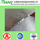 Fita da borracha butílica de folha de alumínio do engranzamento apropriada para a mais baixa temperatura