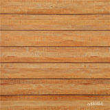 Papel de madeira reto do revestimento da grão
