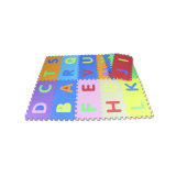 EVA-Alphabet-Schaumgummi-Fußboden-zackiges blockierenmatten-Puzzlespiel für Kinder