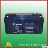 Np65-12 dichtete Leitungskabel-saure nachladbare Batterie 12V65ah