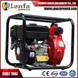 pompe à eau de lutte contre l'incendie d'essence de 1.5inch 2inch