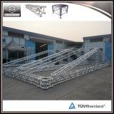 en système en aluminium d'armature de toit de vente pour les haut-parleurs s'arrêtants