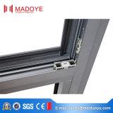 Окно различной рамки спецификаций алюминиевой плоское открытое