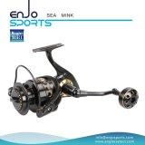 O giro seleto do pescador/reparou o carretel do equipamento de pesca do carretel (SFS-SM600)