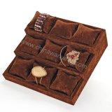 Imballaggio caldo del contenitore di monili di vendita per l'anello del braccialetto della vigilanza del braccialetto