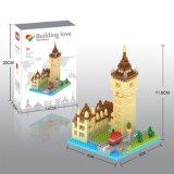 los bloques de la serie de los edificios del kit del bloque 14889401-Micro fijaron el juguete educativo creativo 510PCS - Ben grande de DIY