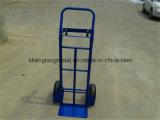 Carrello della mano di prezzi di fabbrica 250kg con i pneumatici a quattro ruote