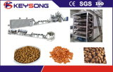 Extrudé Dry Pet Dog Fish Feed Food Process Line