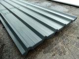 Цветастые Corrugated стальные листы толя для плакирования здания