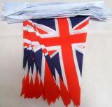 Bunting флагов стран мира печатание полного цвета изготовленный на заказ размера дешевый