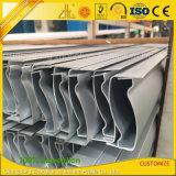 A fábrica expulsou 6061 6063 anodizou a extrusão do indicador de alumínio e da porta
