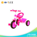 3 колеса 4 в 1 трицикле малышей прогулочной коляски младенца дешевом