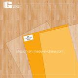 Folha de plástico de PVC impressa para fabricação de cartões
