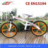Bike Ez бомбардировщика скрытности Longwise зеленой силы электрический