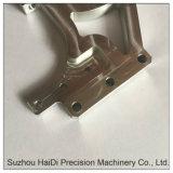 6061 алюминиевая автозапчасти высокой точности, котор подвергли механической обработке