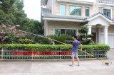 Canon télescopique de lance de jet de longue extension d'Ilot pour le nettoyage de toit