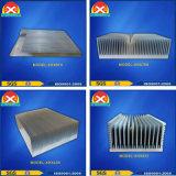 Disipador de calor de aluminio/de aluminio para la varia electrónica
