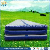 Gymnastik-Luft-Spur, Tumble-Spur-aufblasbare Luft-Matte für Verkauf