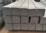 tubulação 2X2 quadrada galvanizada polegada de 50.8X50.8mm