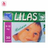Pañales elegantes de Bebe del bebé disponible absorbente estupendo barato del item