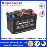 Buena batería de coche sin necesidad de mantenimiento sellada 90ah del funcionamiento que comienza 12V