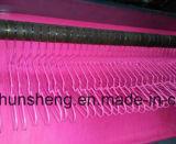 (Анти--skiding сжатия) вешалка провода восхитительной пластмассы Coated