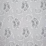 고품질 뜨개질을 한 자카드 직물 레이스