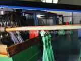 De horizontale Machine van het Ononderbroken Afgietsel voor de Grote Prijs van de Pijp/van de Buis van het Messing van de Diameter