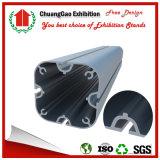materiale del quadrato dell'alluminio di 60mm per il basamento di mostra